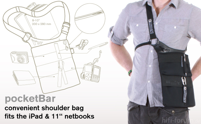 Pocketbar - Urbantools