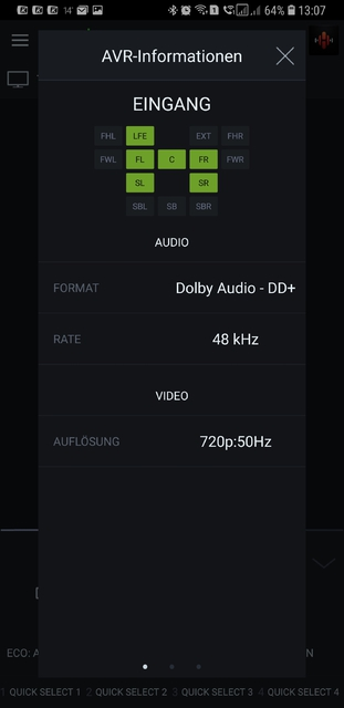 Screenshot 20181031 130752 Denon 2016 AVR Remote