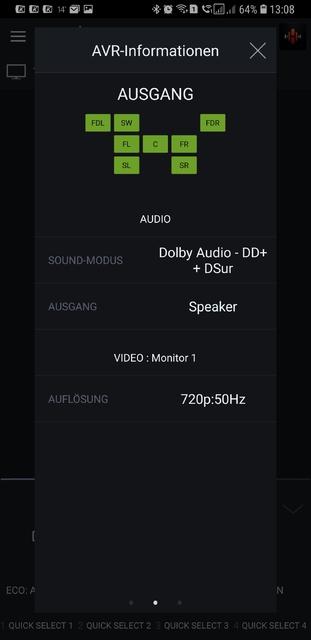 Screenshot 20181031 130809 Denon 2016 AVR Remote