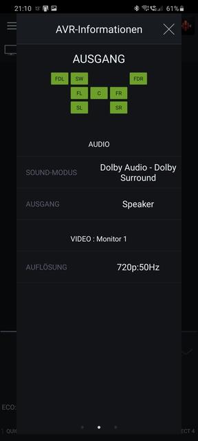 Screenshot 20200415 211046 Denon 2016 AVR Remote