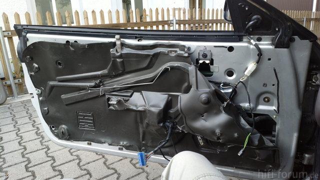 Chrysler Sebring 2.0 LX Cabrio BJ 2001 Umbauten