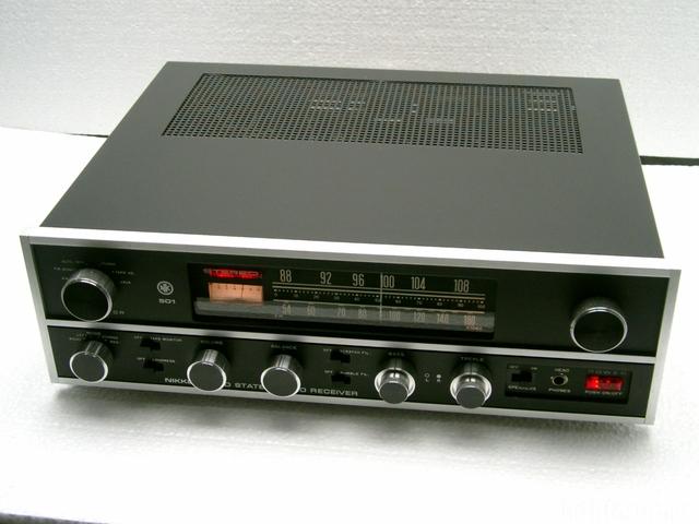Nikko STA 501 3