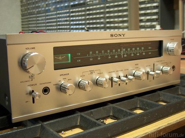 SONY STR 6065 Aus 78054 Villingen  1