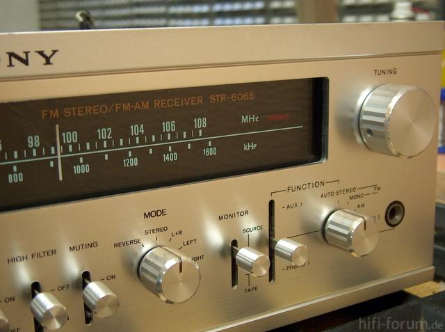 SONY STR 6065 Aus 78054 Villingen  3