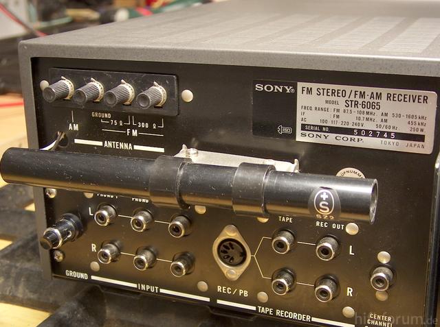 SONY STR-6065 aus 78054 Villingen  4