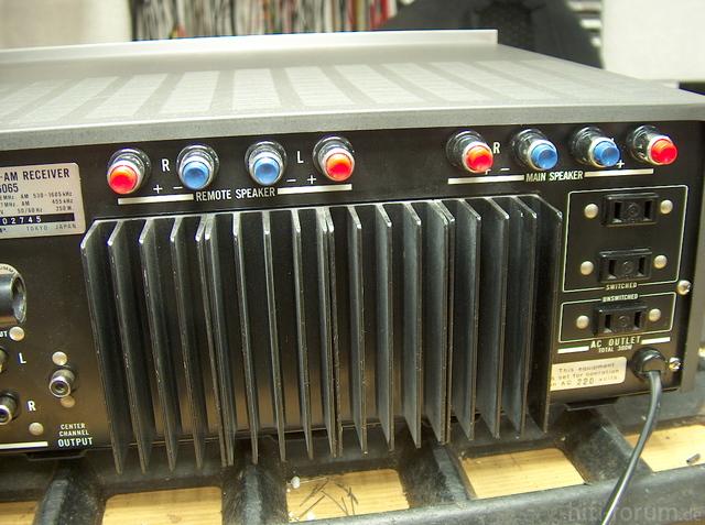 SONY STR 6065 Aus 78054 Villingen  5