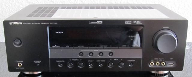 Yamaha Vorne
