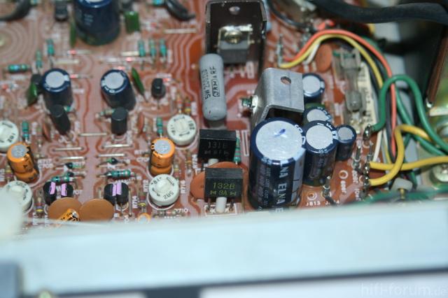 Netzteil Gleichrichter