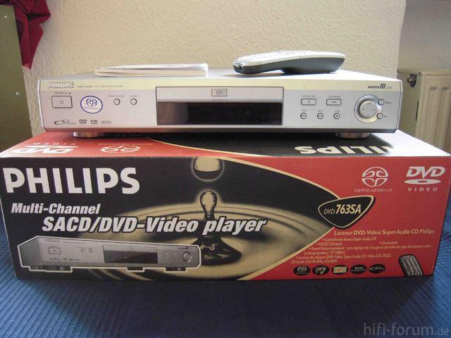 Philips 763 SA Front