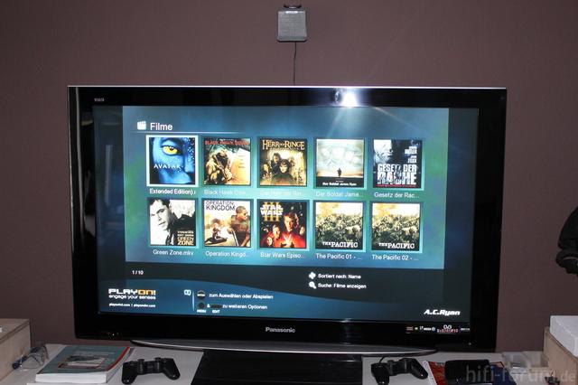 Playon HD Mini 2 Miniaturansichten