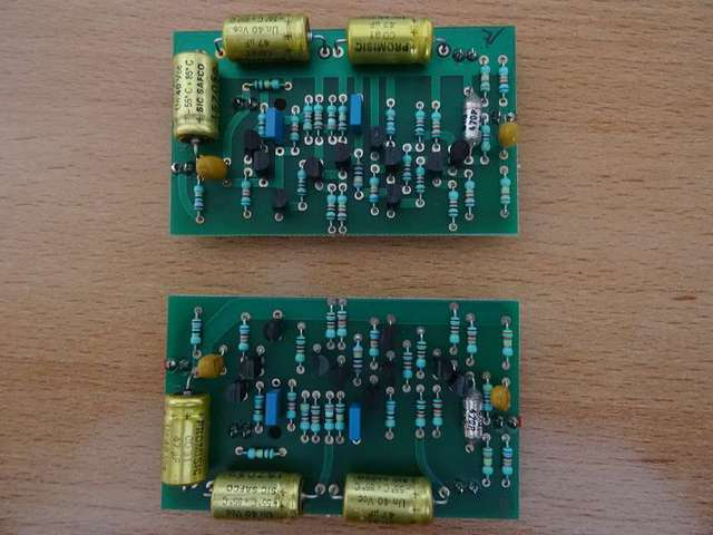 Naim MM Boards