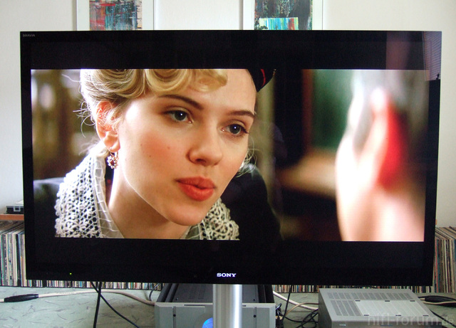 The Prestige On Sony KDL55HX925