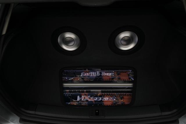 Audi A3 8p Kofferraum