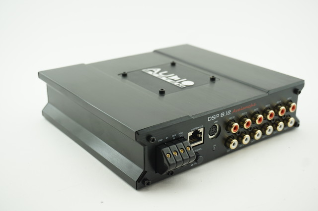 Audio System Avalanche 8.12 DSP