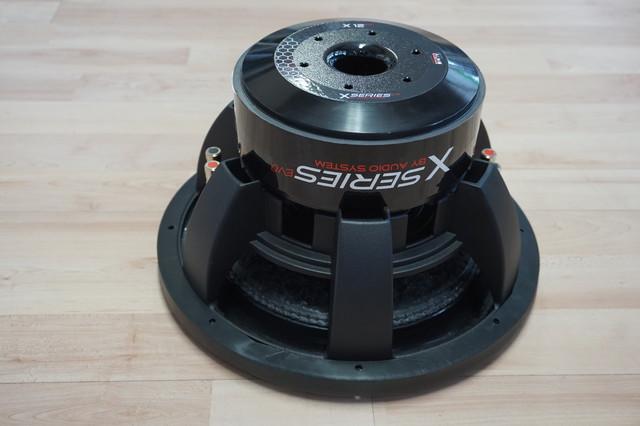 Audio System X-12 Evo Subwoofer