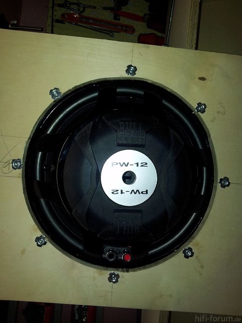 Bull Audio PW12