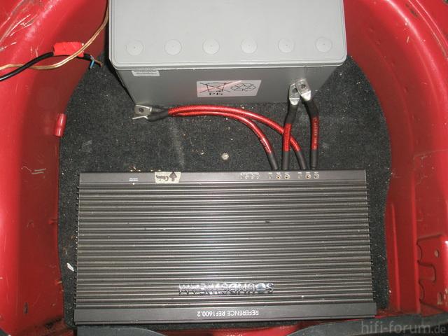 Mulde Soundstream,HX400