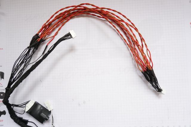 Schalterintegration Alpine X902D-F A3 8p