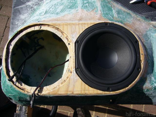 Umbau DoBos Auf 2 Peerless HDS 8