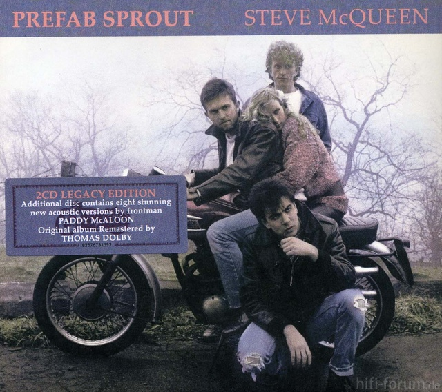 Prefab Sprout   Steve McQueen (SE)   Front
