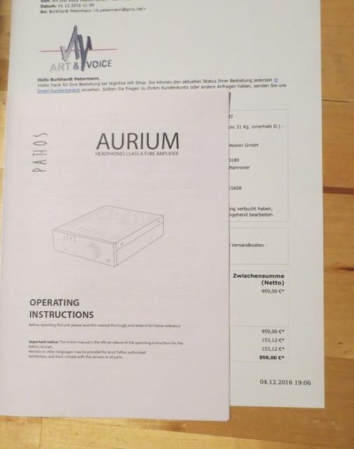 Pathos Aurium