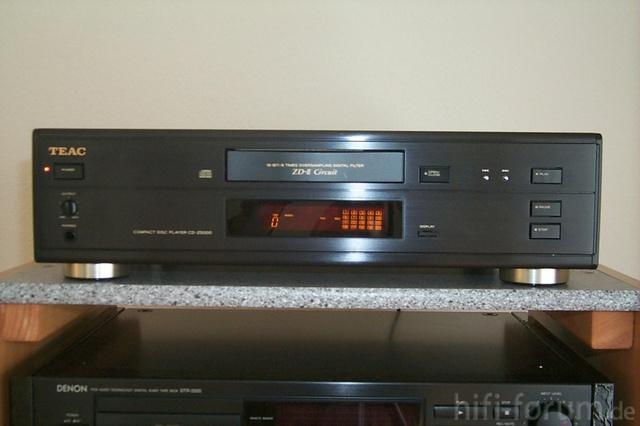 Teac CD-Z 5000
