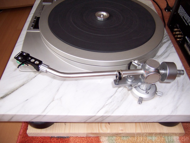Technics SP-15 / Fidelity Research FR-64fx