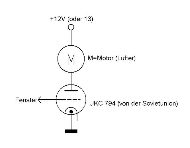 DIY Thermoschalter - aber wie?, Elektronik - HIFI-FORUM