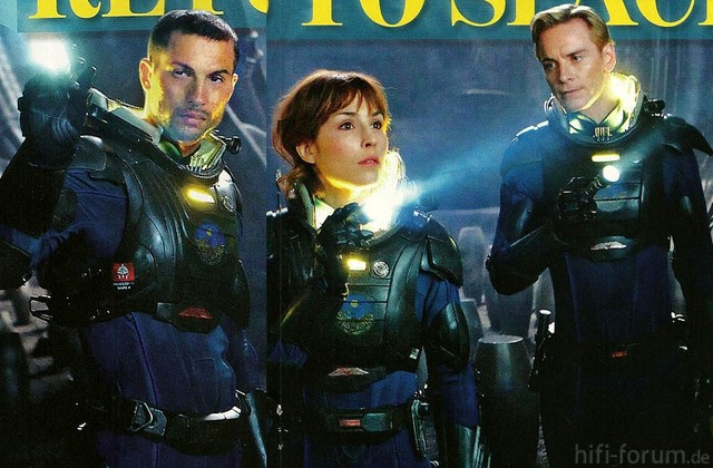 Prometheus Still Reveals First Look At Major Characters
