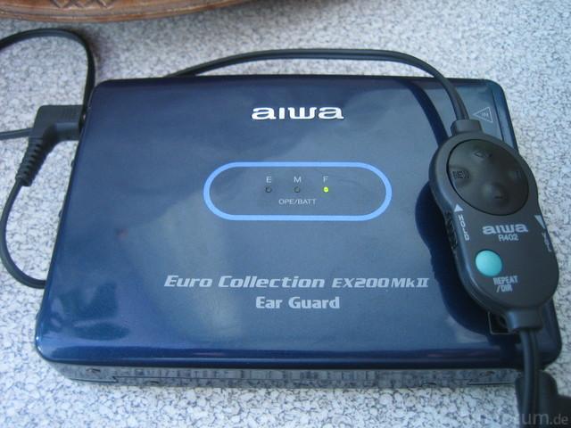 AIWA HS-EX200mkII
