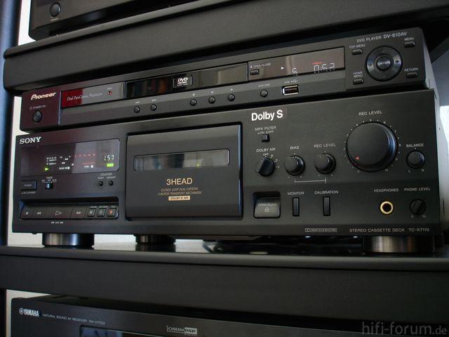 Sony TC-K711S