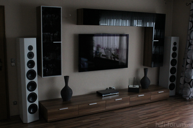 wohnzimmer lautsprecher stereo wohnzimmer hifi forum. Black Bedroom Furniture Sets. Home Design Ideas