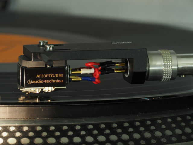 Audio Technica AT33 PTG/II