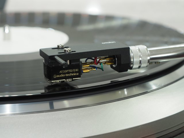 Audio Technica AT33 PTG/II