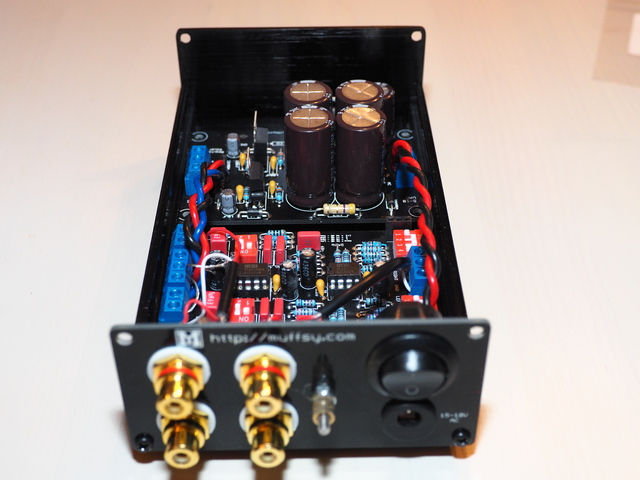 Muffsy Phono Preamp