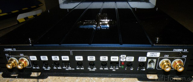 4350x Panel