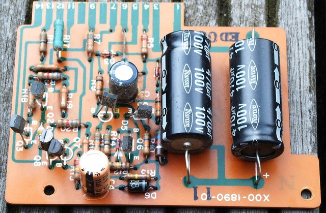 Kenwood L-07 M II Restauration