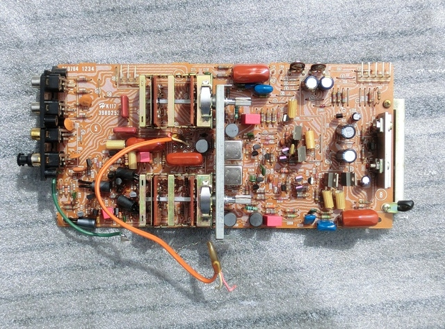 Neue Kondensatoren, einbaufertig