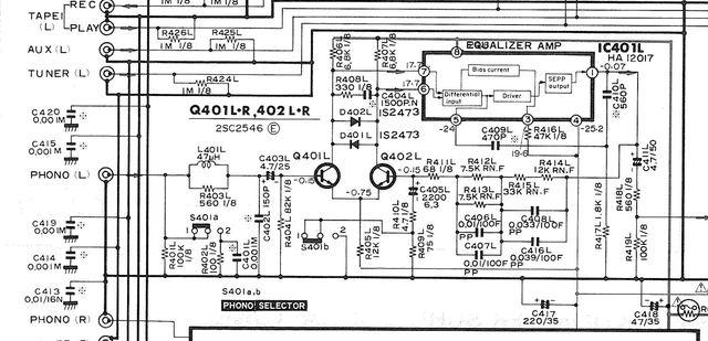 Phono HA 6800