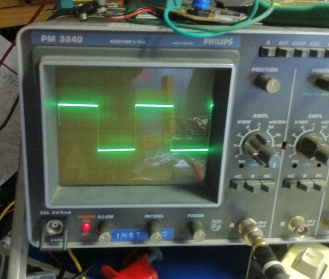 Rechteck 1 kHz