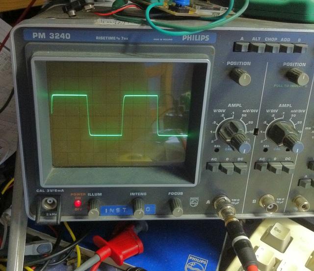 Rechteck 10 kHz