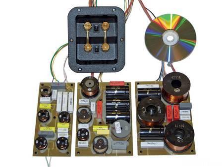 NuLine 122 Frequenzweiche