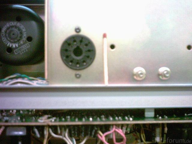 AKAI GX 635 Remotebuchse
