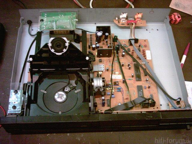 GRUNDIG CD 8150