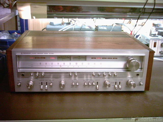 PIONEER SX 950 02