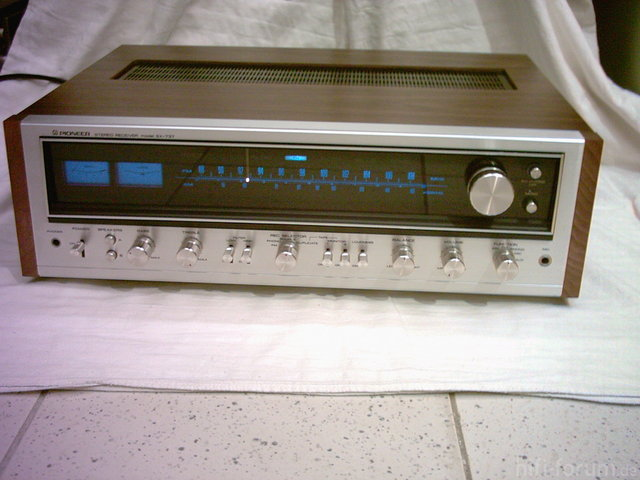 Receiver PIONEER SX 737