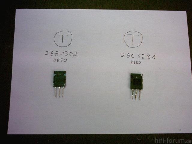Transistor Fake