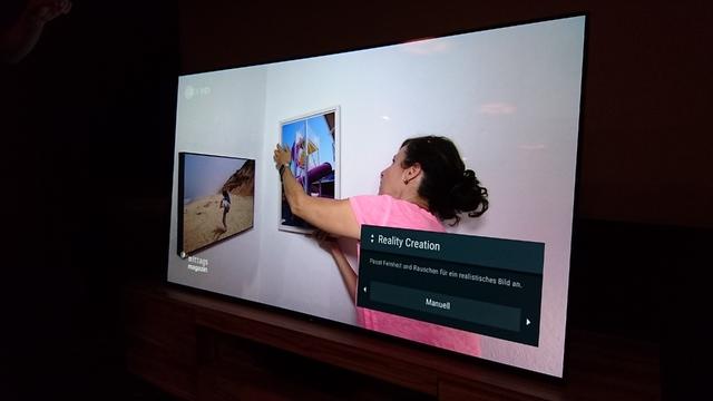 Sony AF9 OLED TV