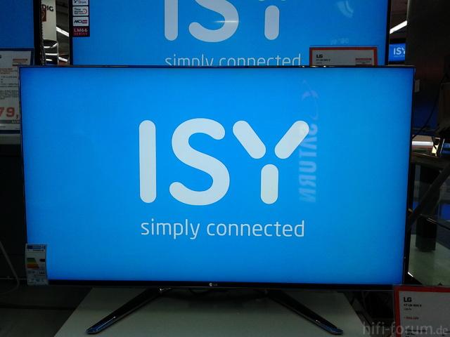 ISY-Blau
