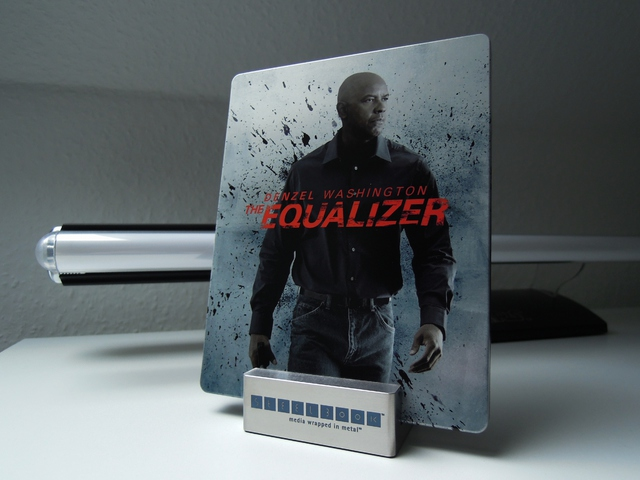 The Equalizer Steelbook